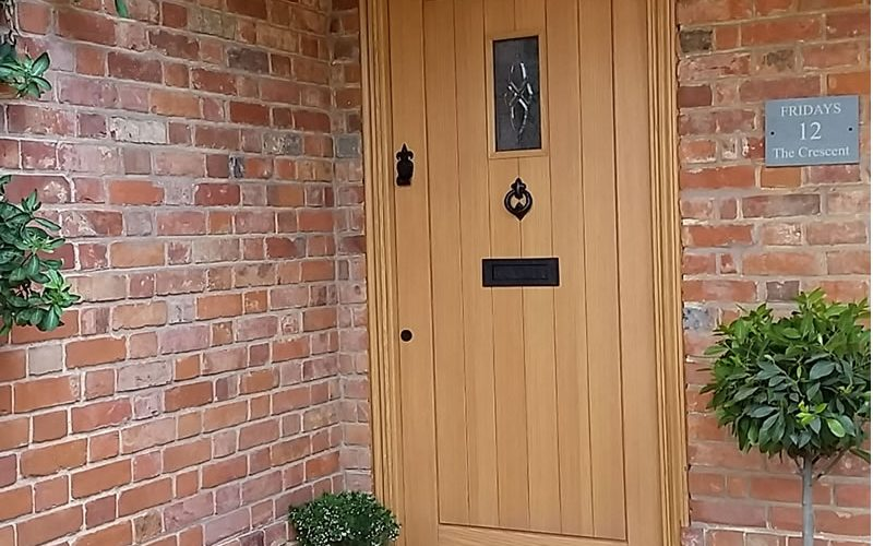 NEW FRONT DOORS – THE CORRECT QUESTIONS TO ASK