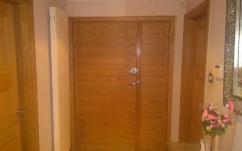Broxbourne Hertford, Double Apostle Doors and Solid Oak Frame