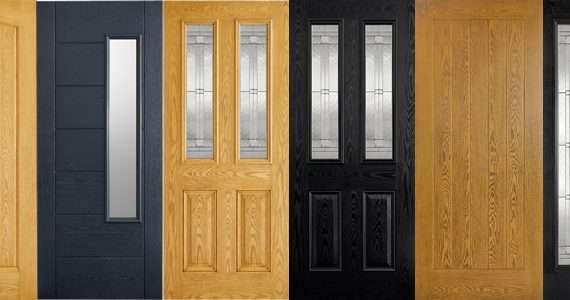 GRP Composite Doors are a Great Alternative to Veneered Doors