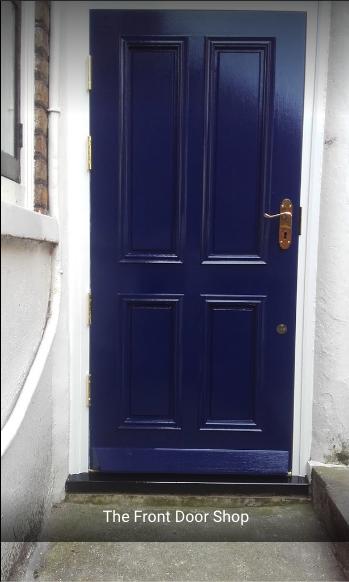 Bespoke front door – live review
