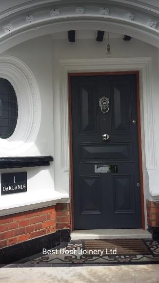jodie wright bespoke front door